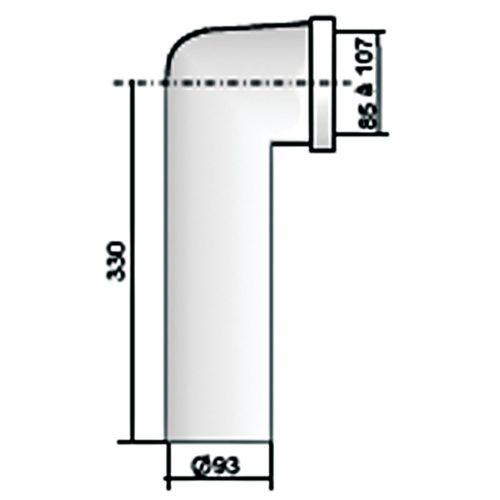 Pipes coudées et accessoires REGIPLAST photo du produit Secondaire 2 L