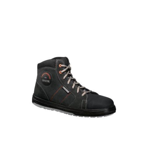 Sneaker haut de sécurité Lemaitre avec protège malléoles Saxo S3 SAXOS30NR photo du produit