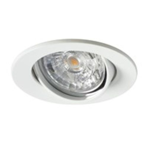 Kit LED GU10 orientable 3000K IP23 photo du produit