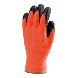 Gants anti-froid Eurotechnique tricoté enduction latex pas cher Principale M