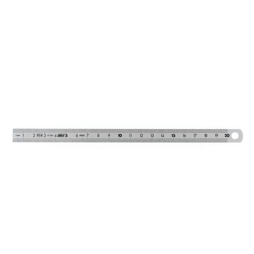 Réglet inox flexible 2 faces 13 x 200 mm - FACOM - DELA.1051.200 pas cher Principale L