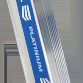 Échelle coulissante corde 2 plans Tubesca-Comabi série Platinium 500 photo du produit