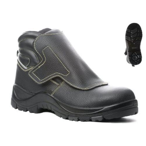 Chaussures de sécurité montante soudeur QANDILITE S3 HI HRO SRC pointure 45 - COVERGUARD - 9QAND45 pas cher