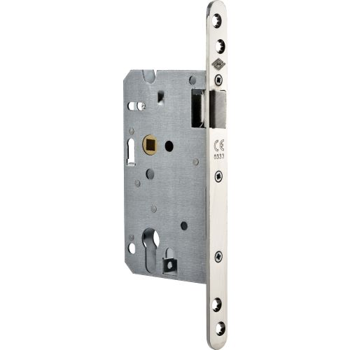 Serrure à larder Liona gauche à profil européen et bout carré axe 80mm - JPM - Serrure à larder Liona gauche à profil européen et bout carré axe 80mm - JPM - 912300-04-2A pas cher Secondaire 2 L
