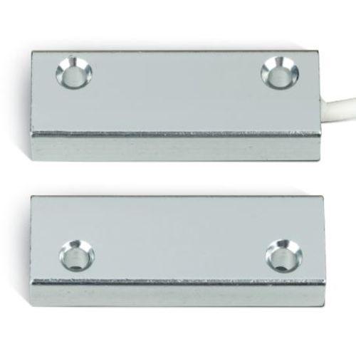 Contacts magnétiques rectangulaires aluminium Izyx photo du produit Principale L