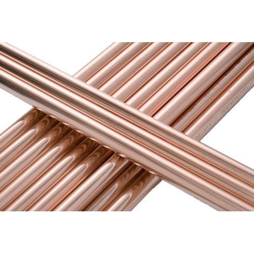 Barres de cuivre 4 m photo du produit