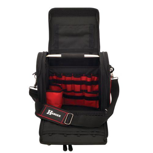 Sac à outils D37 Professionnel 37 x 34 x 35 cm - HANGER - 510104 pas cher Secondaire 1 L