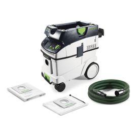 Aspirateur eau et poussières CTL 36 E AC Cleantec 26L photo du produit