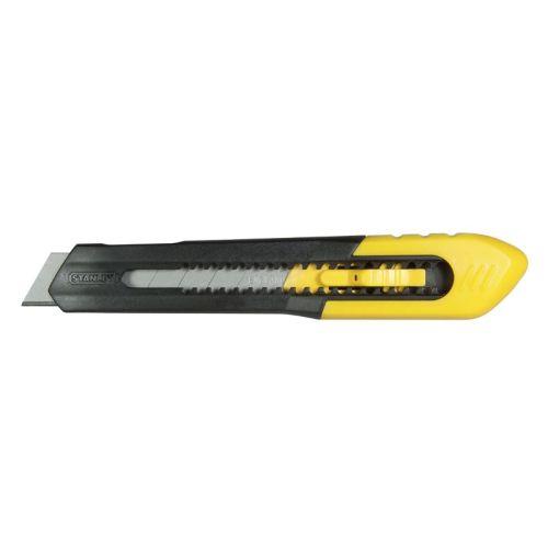 Cutter à lame sécable 18 mm - STANLEY - 0-10-151 pas cher Secondaire 1 L
