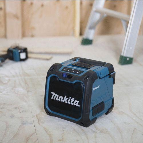 Radio bluetooth 18V double alimentation (machine seule) en boite carton - MAKITA - DMR200 pas cher Secondaire 2 L