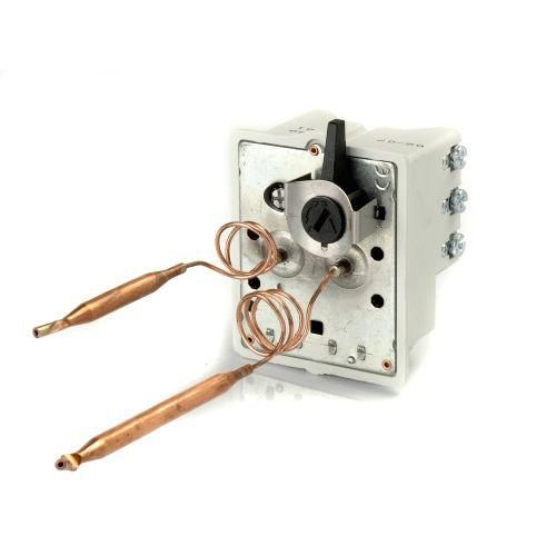 Thermostat chauffe-eau bi-bulbes 450mm triphasé GPC 45/70°c 90°c - COTHERM -KGPC900501 pas cher Principale L