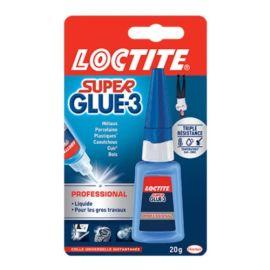 Colle liquide Loctite Super glue-3 Professionnel photo du produit Principale M