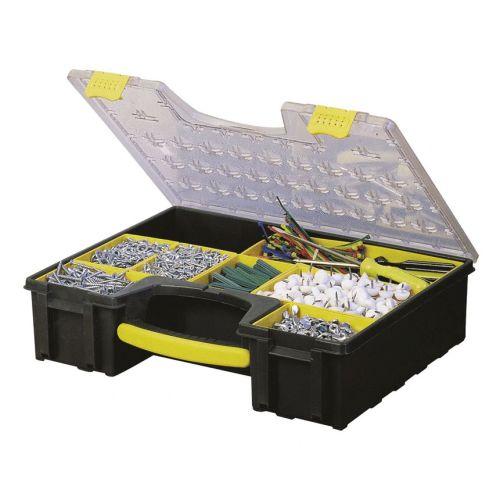Boîte à outils de rangement à 8 compartiments Pro - STANLEY - 1-92-749 pas cher Secondaire 3 L