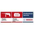 Ponceuse excentrique GEX 34-125 340 W en boîte carton - BOSCH - 0601372300 pas cher Secondaire 3 S