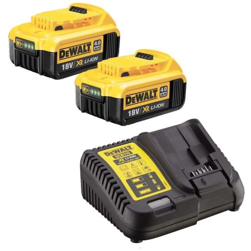 Perforateur SDS+ 18V 3 modes 2.6J (1X4AH) en coffret T-STAK - DEWALT - DCH133M1 pas cher Secondaire 2 L