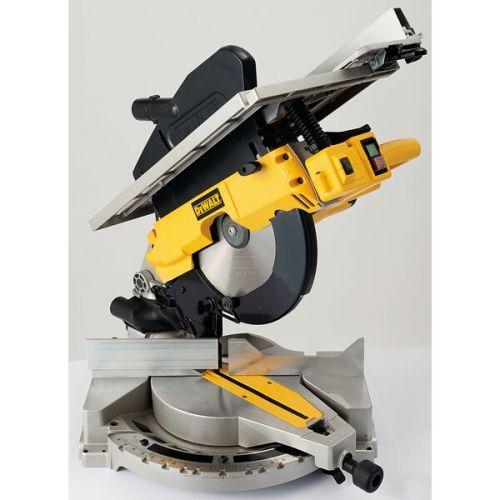 Scie à onglets sur table supérieure 1600W 305 mm en boite carton - DEWALT - D27113 pas cher Secondaire 1 L