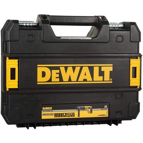 Perforateur SDS-Plus sans-fil 18 V (machine seule) en coffret T-Stak - DEWALT - DCH133NT pas cher Secondaire 2 L
