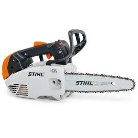 """Tronçonneuse thermique Stihl MS 151 TC-E 23,6 cm³ - guide rollo E 25 cm 1/4"""" PM3 pas cher"""