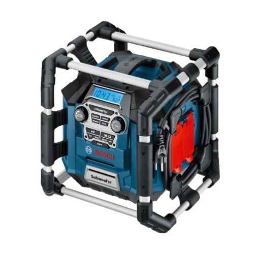 Radio de chantier Bosch GML 20 Solo photo du produit