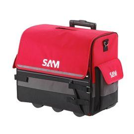 Valise à outils textile 33 litres avec Trolley - SAM OUTILLAGE - BAG-7NZ photo du produit Principale M