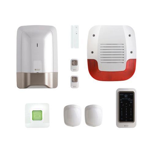 Pack alarme radio NFA2P - DELTA DORE - PACK TYXAL+ pas cher Secondaire 1 L