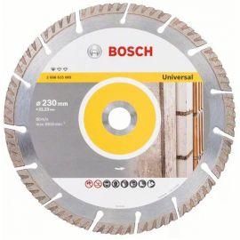 Disques à tronçonner diamantés Bosch Standard for Universal pas cher