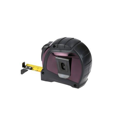 Mètre ruban 10 m x 25 mm 'Pull Lock' - HANGER - 100043 pas cher Secondaire 8 L