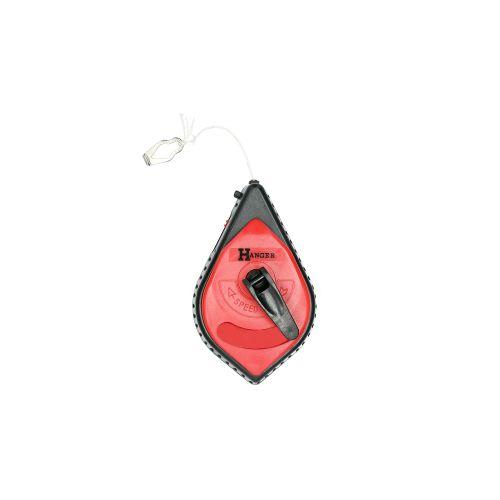 Cordeau à tracer boîtier en plastique 30 m - HANGER - 100071 pas cher Secondaire 1 L