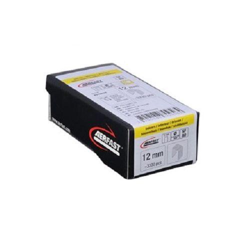 Boîte de 10000 agrafes galvanisées 12,7 x 10 mm - SENCO - 113415 pas cher Secondaire 1 L