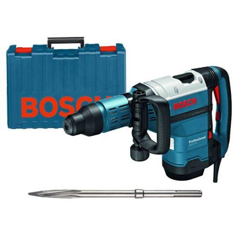 Marteau-piqueur SDS max Bosch GSH 7 VC Professional photo du produit