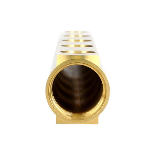 Collecteur R551 6 Départs 1'1/4-1/2 - GIACOMINI - R551Y086 pas cher Secondaire 4 L