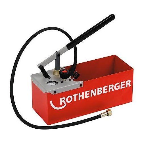 Pompe d'épreuves manuelle Rothenberger TP 25 photo du produit