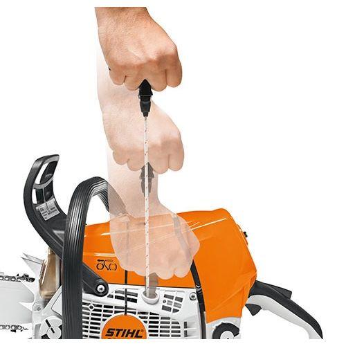 Tronçonneuse thermique à injection MS 500i 63cm - STIHL - 1147-200-0001 pas cher Secondaire 13 L