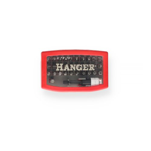 Coffret d'embouts couleurs de 32 pièces - HANGER - 250002 pas cher Secondaire 4 L