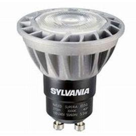 Ampoule LED GU10  380lm  827 40° photo du produit