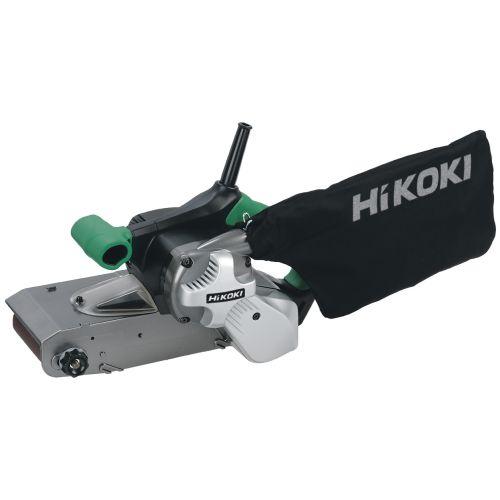 Ponceuse à bande 100 mm 1020W en boite carton - HIKOKI - SB10V2WAZ pas cher