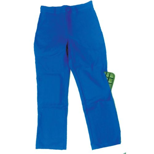 Pantalon de chantier® coton bleu BUGATTI photo du produit