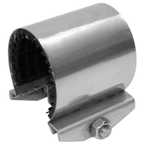 Collier de réparation Unifix Mini inox Ø60-64 - GEBO - 50.01.060064.06 pas cher Principale L
