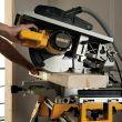 Scie à onglets sur table supérieure 1600W 305 mm en boite carton - DEWALT - D27113 pas cher Secondaire 4 S