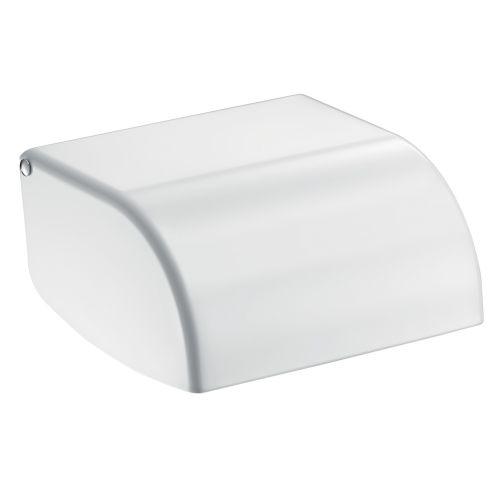 Porte-papier WC couvercle monobloc photo du produit