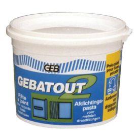 Pâte à joint GEB Gebatout 2 pas cher