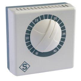Thermostat ambiance sans résistance SOMATHERM photo du produit