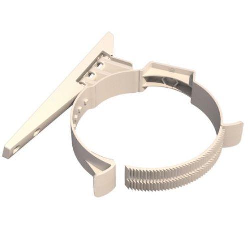 Collier blanc pour ventouse diamètres 100 et 125 - UBBINK - 169028 pas cher Principale L
