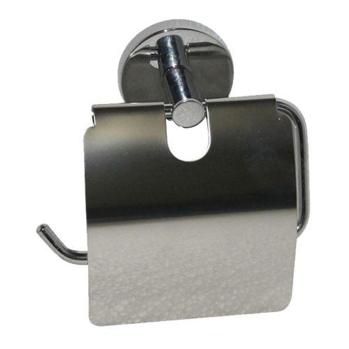Distributeur papier WC avec couvercle - AKW - 23617 pas cher
