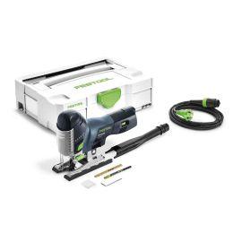 Scie sauteuse CARVEX Festool PS 420 EBQ-Plus + coffret SYSTAINER SYS 1 T-LOC photo du produit