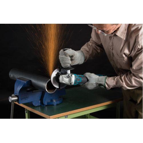 Meuleuse d'angle 125 mm 18V (machine seule) en boite carton - MAKITA - DGA506Z pas cher Secondaire 1 L