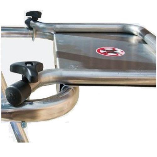 Plate-forme Tubesca-Comabi Profort garde-corps fixe photo du produit Secondaire 6 L