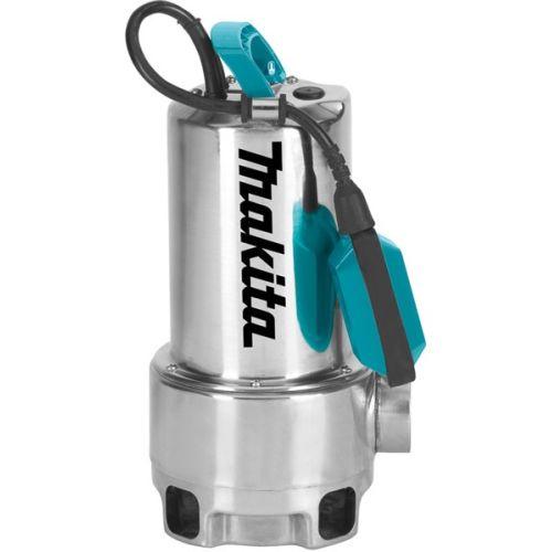 Pompe vide-cave à eau chargée Makita PF1110 1100 W photo du produit