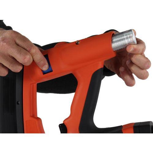 Cloueur à gaz sans-fil Spit Pulsa 40E + batterie 2.5 Ah + chargeur photo du produit Secondaire 7 L