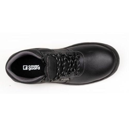 Chaussures de sécurité hautes en cuir fleur vachette AGATE II S3 SRC pointure 40 - COVERGUARD - 9AGH010040 pas cher Secondaire 2 L